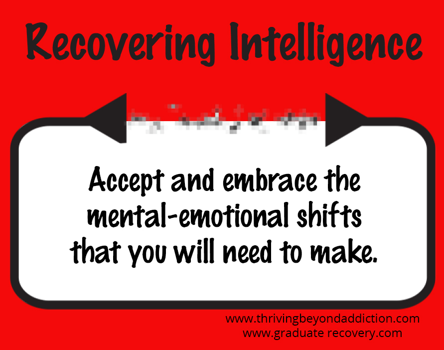 Accept and Embrace Mental-Emotional Shifts