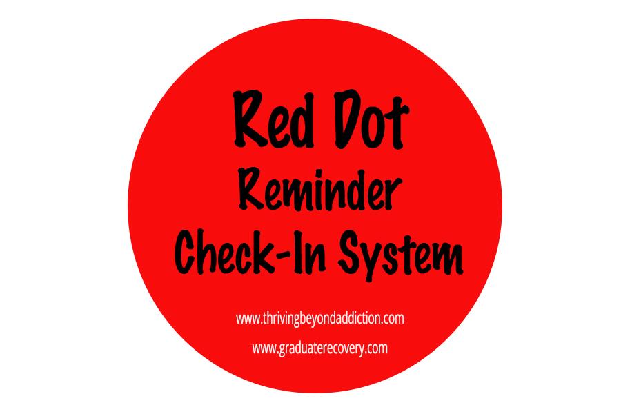 Red Dot Reminder