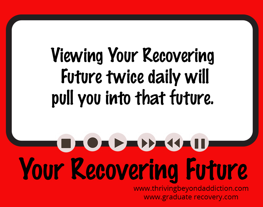 View Your Recovering Future Twice Daily
