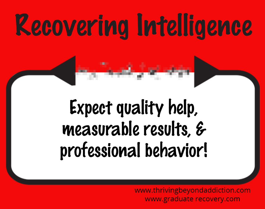 Expect quality help, measurable results, & professional behavior!