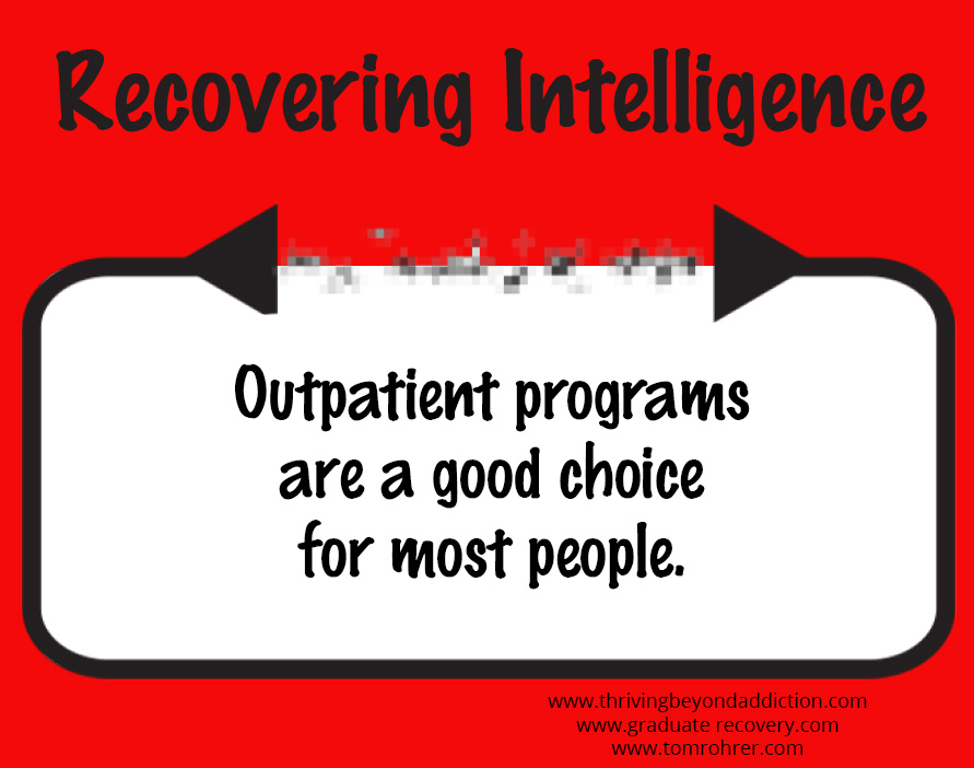 Professional Outpatient Treatment Programs